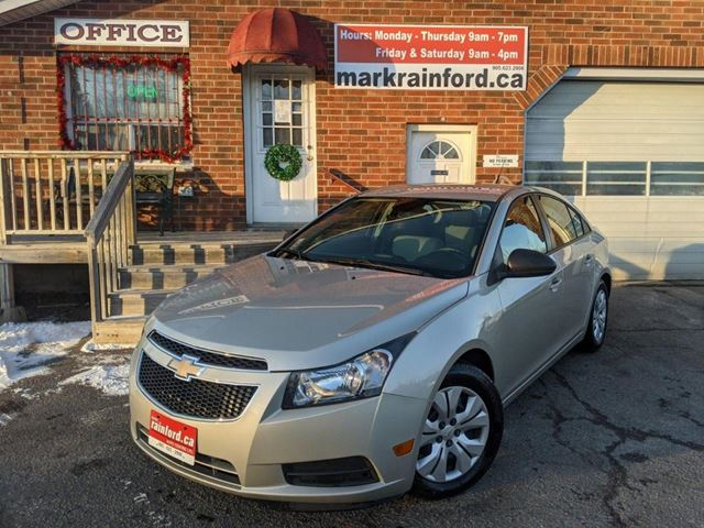 2014 Chevrolet Cruze 2LS in