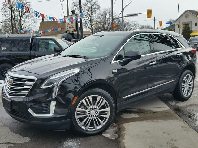 2017 CADILLAC XTS **XT5** Premium Luxury AWC Navigation, Pano Roof, Chrome Wheels Carfax Clean!!! in St Catharines, Ontario