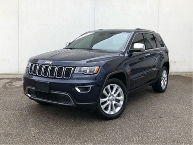 2017 Jeep Grand Cherokee Limited in