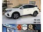 2019 Nissan Murano SV *AWD/Navi/B.tooth/Htd Sts/Pano Roof/Pwr Gate in Winnipeg, Manitoba