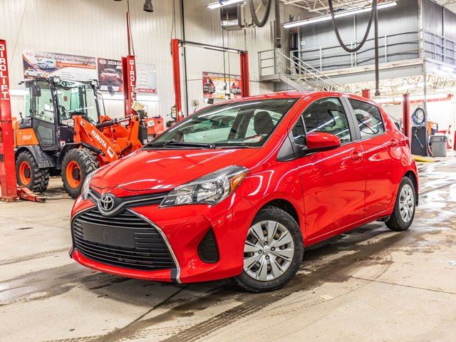 2015 Toyota Yaris **LE+HATCHBACK+AUTOMATIQUE+SEULEMENT 36,000KM+A/C* **LE+HATCHBACK+AUTO in