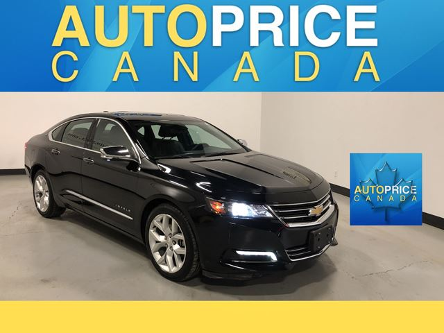 2019 CHEVROLET Impala 2LZ NAVIGATION|MOONROOF|LEATHER in Mississauga, Ontario