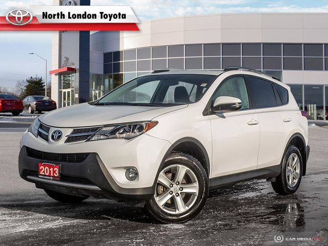 2013 Toyota RAV4 XLE No Accidents, Toyota Serviced in
