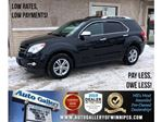 2011 Chevrolet Equinox LT *Local Trade/AWD/Lthr/Roof in Winnipeg, Manitoba