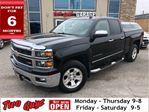 2014 Chevrolet Silverado 1500 LTZ   Z71   5.3L 4WD   Leather   Chrome Galore  Gr in St Catharines, Ontario