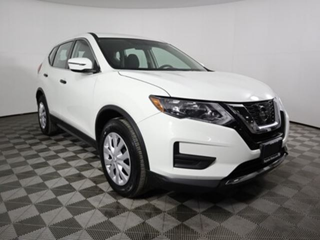 2017 Nissan Rogue S in
