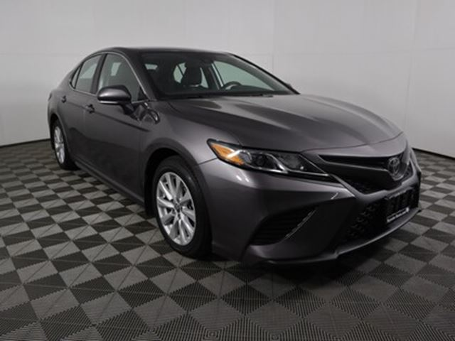 2019 Toyota Camry SE in