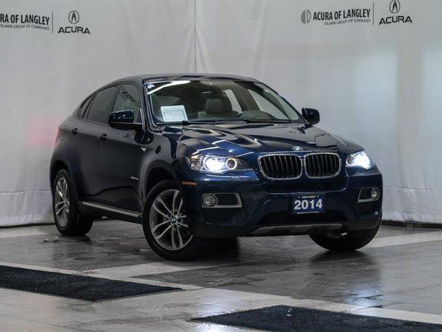 2014 BMW X6 xDrive35i in