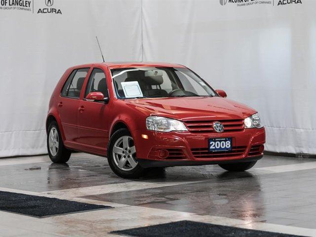 2008 Volkswagen City Golf 2.0 at in