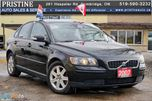 2007 Volvo S40 Leather Sunroof Accident & Rust Free in Cambridge, Ontario