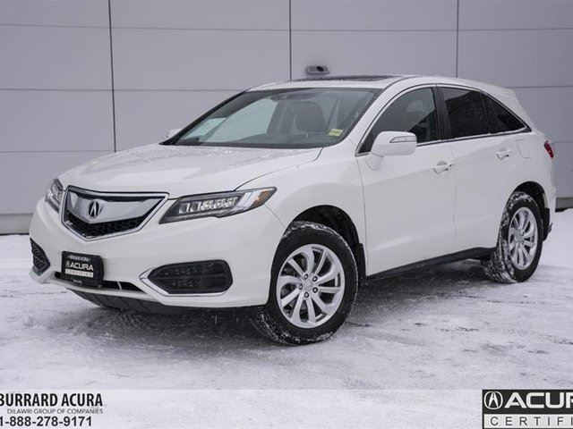2017 Acura RDX Tech at in