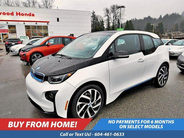 2017 BMW i3           in Port Moody, British Columbia