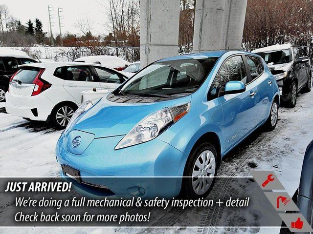 2015 Nissan Leaf S in