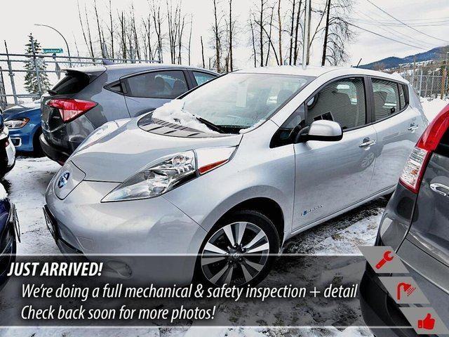 2016 NISSAN Leaf SV in Port Moody, British Columbia