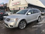 2012 Dodge Journey BACKUP CAM! NEW BRAKES AND TIRES! in St Catharines, Ontario