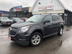 2016 Chevrolet Equinox ALLOY WHEELS! BACKUP CAM! in St Catharines, Ontario
