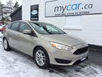 2016 Ford Focus SE HEATED SEAT, ALLOYS, BACKUP CAM!! in North Bay, Ontario