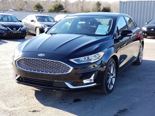 2019 Ford Fusion Titanium PHOTOS AND VEHICLE DETAILS COMING SOON! in Lower Sackville, Nova Scotia