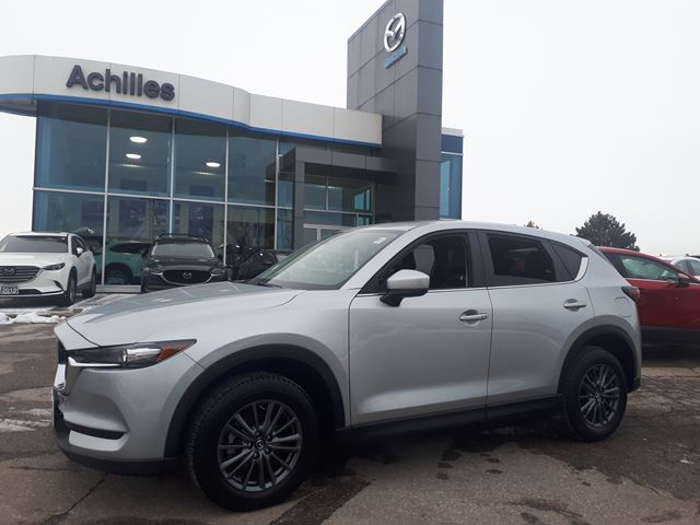 2019 MAZDA CX-5 GS-AWD, Comfort Package in Milton, Ontario
