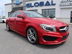 2016 Mercedes-Benz CLA250 4MATIC Coupe LOW KM , FULL POWER GROUP. in Ottawa, Ontario
