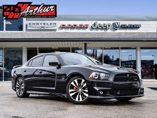 2012 Dodge Charger SRT8 With 6.4 Hemi in
