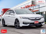 2016 Honda Accord  Touring V6   1-OWNER   NO ACCIDENTS in Thornhill, Ontario