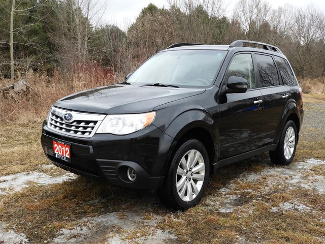 2012 Subaru Forester 5dr Wgn Auto 2.5X Limited in
