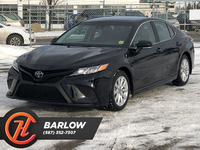 2019 Toyota Camry SE Auto / Back up cam / Heated seats in