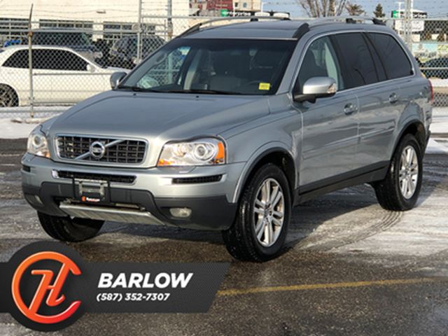 2012 Volvo XC90 AWD 5dr 3.2 / Leather / Navi in