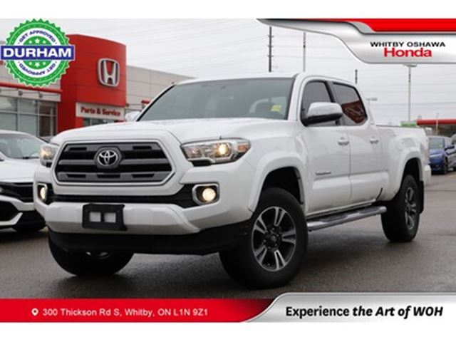 2017 Toyota Tacoma 4WD Double Cab V6 Auto Limited in