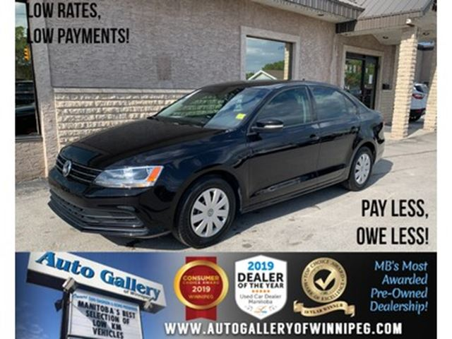 2016 Volkswagen Jetta  Trendline *Local MB Unit/B.tooth/B.Cam/Htd Seats in