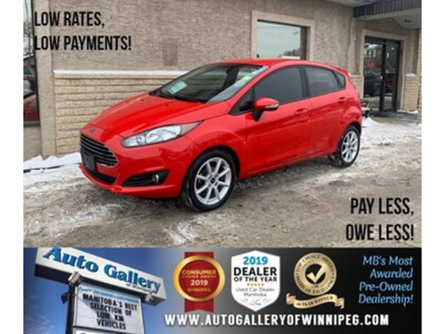 2015 Ford Fiesta SE *Bluetooth/Backup Cam in