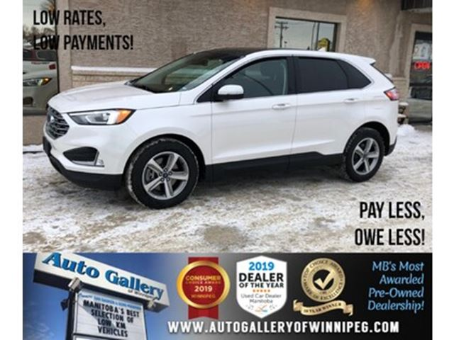 2019 Ford Edge SEL *AWD/Navi/B.tooth/B.Cam/Htd Seats/Pano Roof in