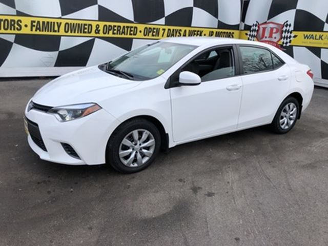 2016 Toyota Corolla LE, Back Up Camera, Heated Seats, 90,000km in