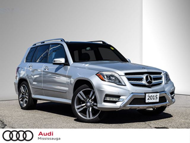 2015 MERCEDES-BENZ GLK250 4MATIC® Turbo Diesel in Mississauga, Ontario
