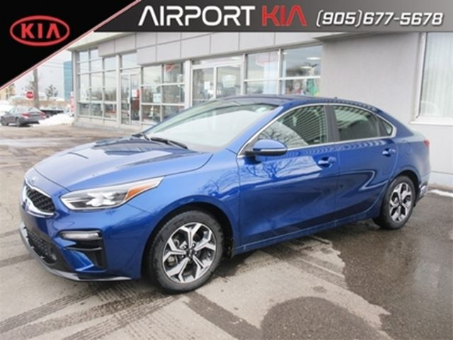 2019 KIA Forte EX Demo/Back-Up Camera/Heated seats and steering/A in Mississauga, Ontario