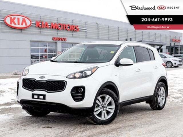 2018 Kia Sportage LX AWD*Low Kilometers/Accident Free* in
