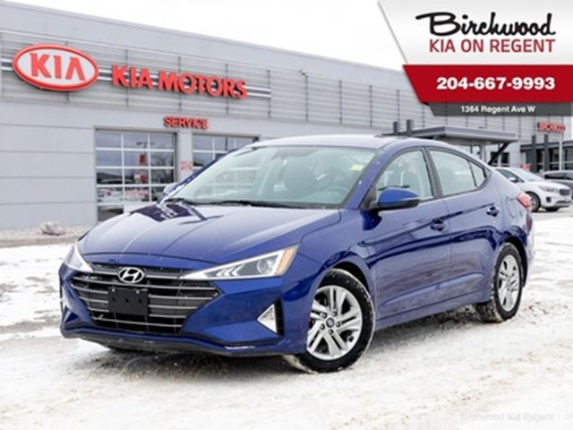 2019 Hyundai Elantra Preferred *Moon Roof/Heated Steering* in