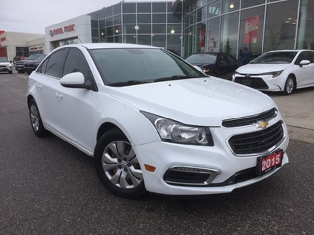 2015 Chevrolet Cruze 1LT   FWD in