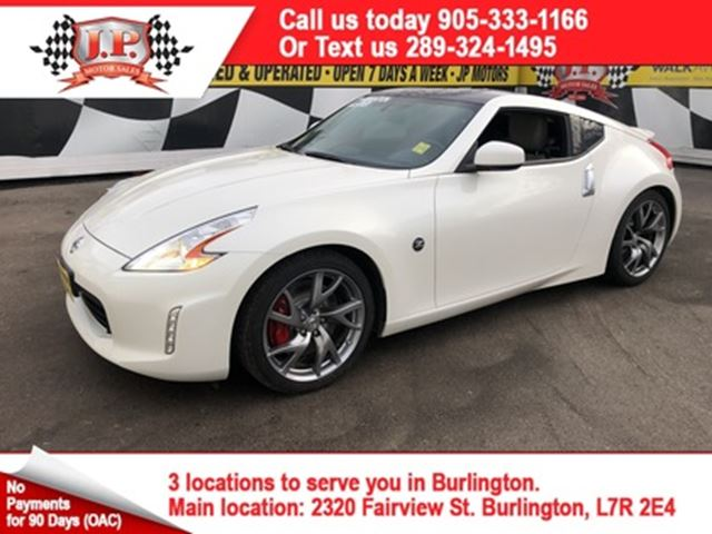 2014 Nissan 370Z Touring in