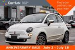 2013 Fiat 500 Lounge Gucci_Edition Heatd_Frnt_Seats Gucci_Stripd_Top Beats_Audio  in Thornhill, Ontario