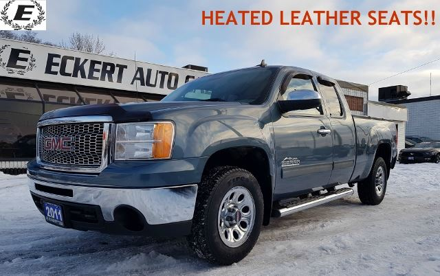 2011 GMC Sierra 1500 SL Nevada Edition/HEATED LEATHER SEATS!! in Barrie, Ontario