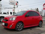 2015 Nissan Micra 4dr HB Auto Cute Little sporty!! in Welland, Ontario
