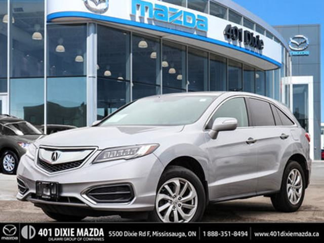 2017 ACURA RDX RDX  ONE OWNER NO ACCIDENTS SUNROOF in Mississauga, Ontario