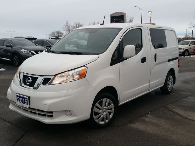 2015 NISSAN NV 200 SV--CARGO VAN/MOBILE OFFICE in Belleville, Ontario
