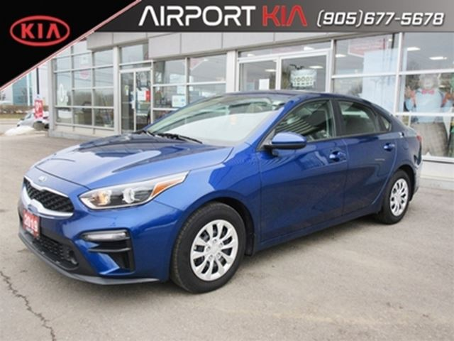 2019 KIA Forte LX Automatic / Heated seats/ Back-Up Camera/ Andro in Mississauga, Ontario