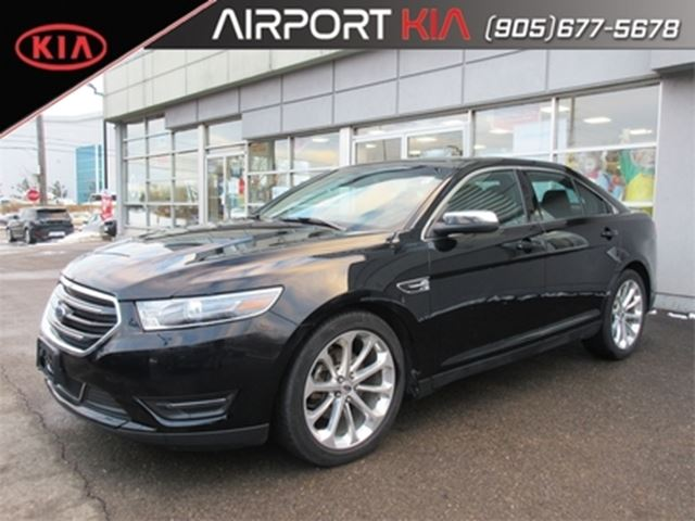 2018 FORD Taurus Limited AWD / Leather / Navigation / Push Start / in Mississauga, Ontario
