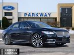 2017 Lincoln Continental Reserve 3.0L in Waterloo, Ontario