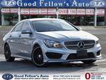 2016 Mercedes-Benz CLA250 4MATIC, PANORAMIC ROOF, BLIND SPOT MONITORING,NAVI in North York, Ontario