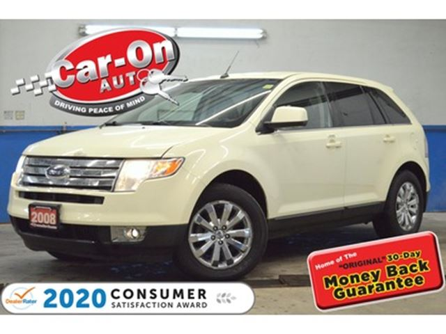 2008 FORD Edge Limited LEATHER HEATED SEATS BLUETOOTH in Ottawa, Ontario